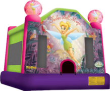13 x 13 Disney Tinkerbell / Fairy Bounce House