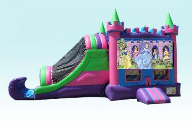 4 in 1 Party Palace Combo Dry Disney Princess