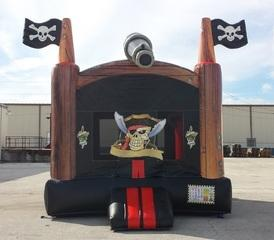 (12) 13x13 Pirate Bouncer