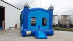 (3) 13x13 Under The Sea Bouncer