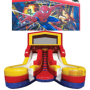 SPIDERMAN Double Splash Jr DRY Slide
