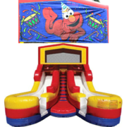 ELMO Double Splash Jr WATER Slide