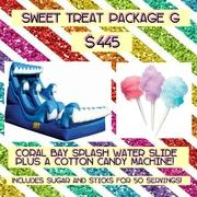 SWEET TREAT PACKAGE G- Cotton Candy and Coral Bay Splash!