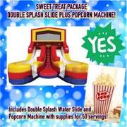 DOUBLE SPLASH AND POPCORN