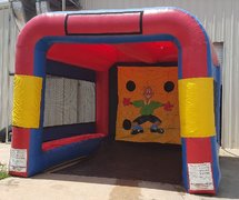 Soccer Shootout Inflatable Game