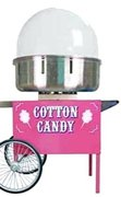 Cotton Candy Machine & Cart (25 Svg Included)