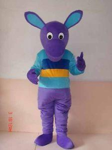 Costume Rental - Purple Kangaroo