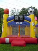 Sports Castle Bounce House