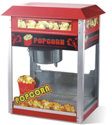 Popcorn with Jumpy rental