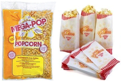 X- Extra Supplies-Popcorn