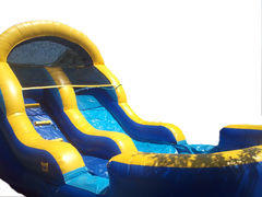JA-WAT-Toddler Water Slide WET