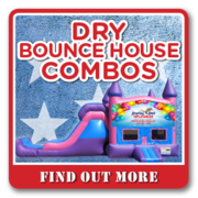 Dry Bounce House Combos