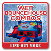 Wet Bounce House Combos