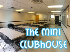The Mini Clubhouse