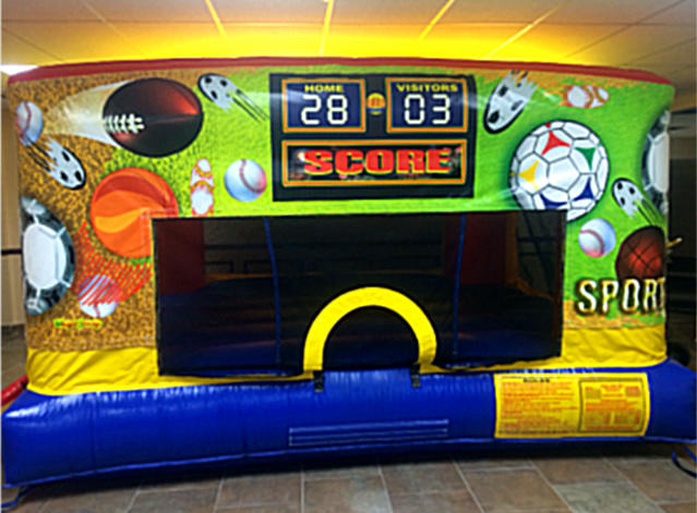 Jokers 4 Fun, LLC  - bounce house rentals and slides for