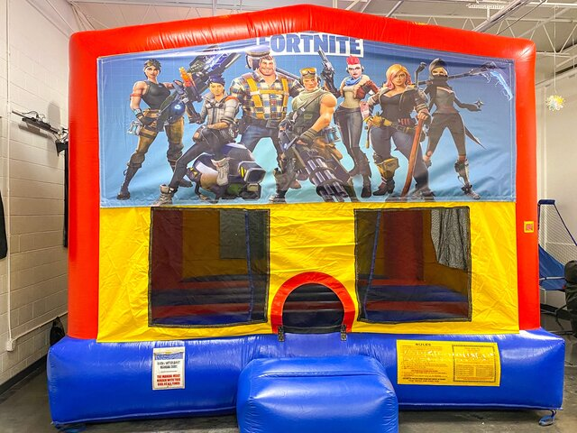 Fortnite 2 Bounce House