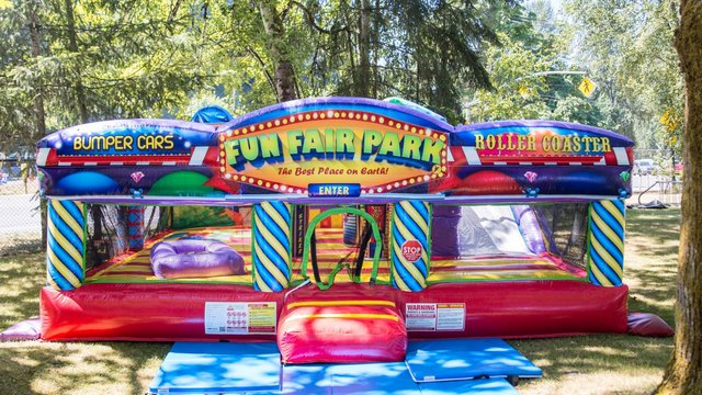 Fun Fair Park Jr