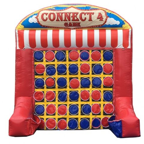 2 Sided Inflatable Game