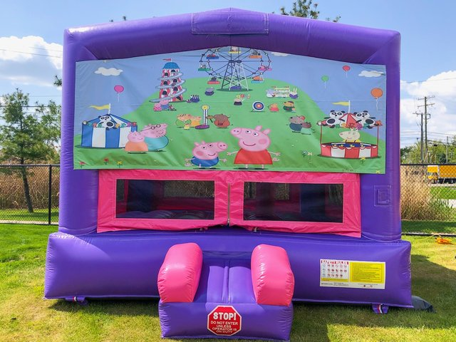 Peppa Pig Bounce House
