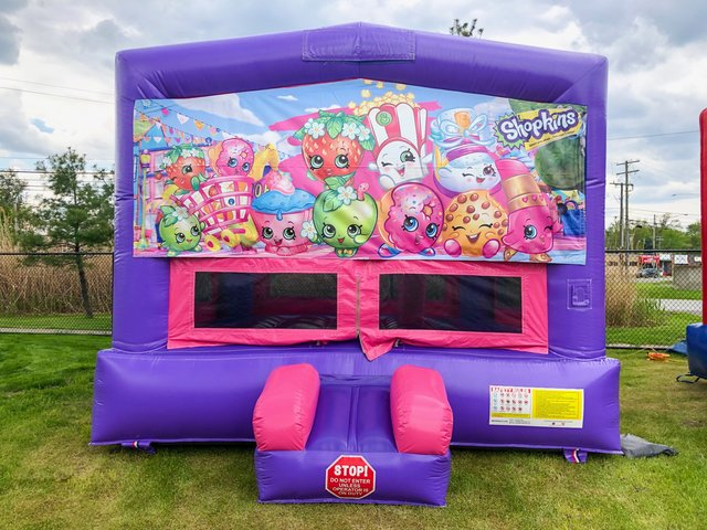 Shopkins Bounce House