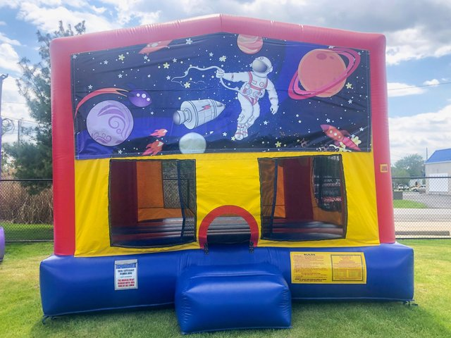 Outer Space Bounce House