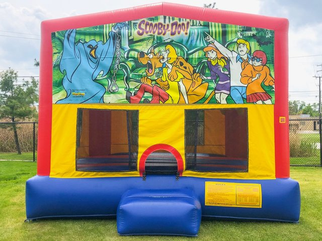 Scooby Doo 2 Bounce House