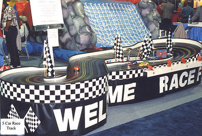 Slot Car Race Track