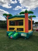 Tropical Bounce House