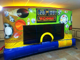 8ft Sports Bounce House