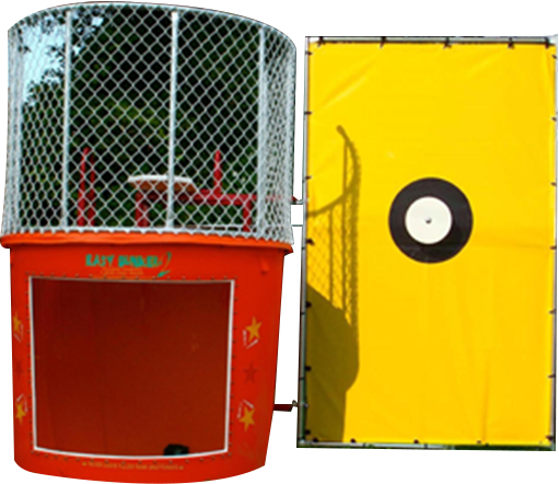 Dunk Tank Red
