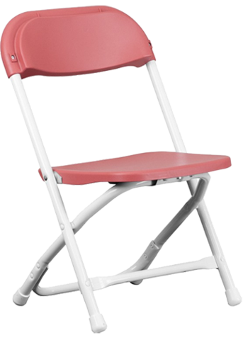 Toddler Red Chair