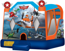 Disney Airplane 4 in 1