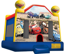 Disney Cars Castle
