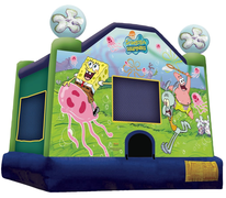 Spongebob Castle