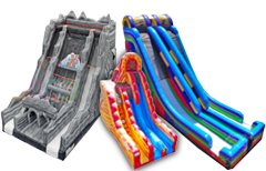 SCREAMING SLIDES