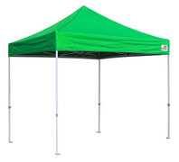 10x10 Pop Up Tent - Green