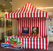 Carnival Tent & Game Package