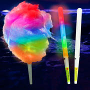 "Glow ""LED"" Cotton Candy Sticks"