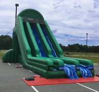 27' Green Monster - DRY SLIDE