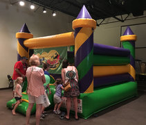 Indoor Jump Castle