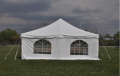 Tent Side Wall with Cathedral Windows