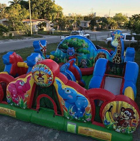 Animal Kingdom Toddler Park