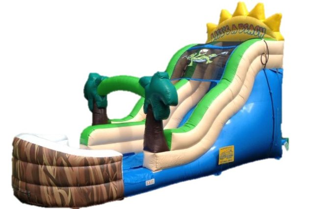 Life a Beach Water Slide