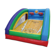 Inflatable Full Court Press Basketball Game