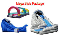 Mega Waterslide Package