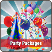 Open Gym Party Package