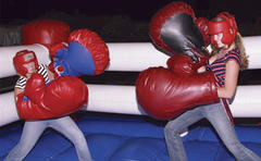 Free Boxing Gloves Rental