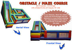Obstacle Maze