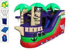 Pirate Ship Combo