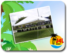 Tent Packages and Tent Frame